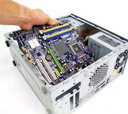 Поиск жесткого диска в системе